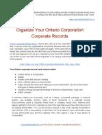 Organize Your Ontario Corporation Corporate Records.pdf