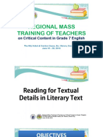 3. Rmtot Reading for Textual Details