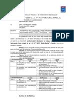 Informes 2015 Simon Bolivar
