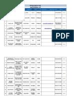 Bangladeshi Courier Service Agent Database-