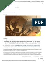 Valentin Katasonov. La eliminación de la soberanía nacional en el empaque _científico_. Por el aniversario del Club de Roma - Sociedad Económica Rusa.pdf