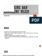 Dispensing Dan Konseling NSAID