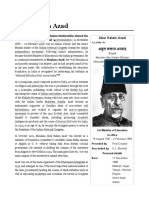 Abul Kalam Azad Wiki