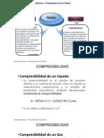 Compresibilidad de Fluidos y Gases