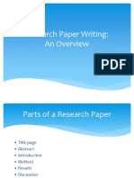 2 Research Paper Writing Lesson 1