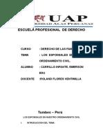 Los Esponsales (2)