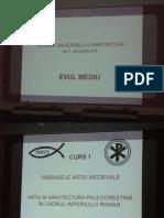 curs1 arhitectura medievala