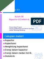 Kapasitor dan Dielektrik.ppt