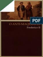 Frederico II - O Anti-Maquiavel