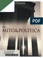 Jean-Pierre Vernant - Entre Mito & Política