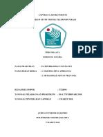 laporan praktikum gerbang logika. PNJ