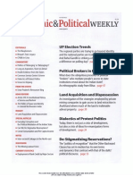 Economic and Political Weekly Vol. 47, No. 6, FEBRUARY 11, 2012