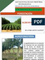 2.1. Agroforestería