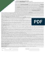 Contrato y condiciones ROFENIRCA
