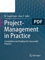 Project-Management in Practice a Guideline and Toolbox for Successful Projects