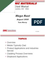 Clad Metal - Presentation