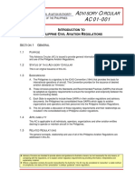 Ac 01-001 Regulation Intro Caap a12011