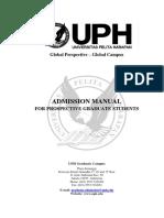 Manual Book Graduate School_even 2017_2018