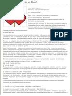 ¿Qué es el matrimonio sin Dios.pdf