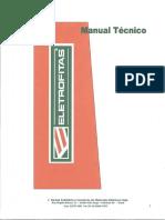 Eletrofitas Manual Técnico Ef 2013