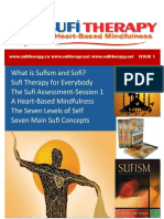 Sufi Therapy Newsletter- English