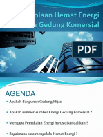 Saving Energy Managment for GBCI