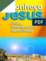 CONHEÇA JESUS!!!