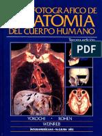 Anon - Atlas Fotografico de Anatomia Del Cuerpo Humano [3era Edicion]
