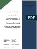 Deckblatt 2 Seminar