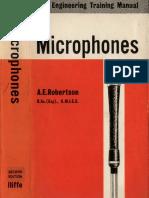 Microphones [Robertson 1951]