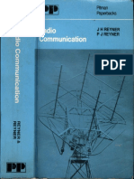 Radio Communication 3rd Edition [Reyner Reyner 1972]