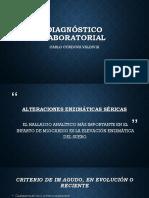 Diagnóstico Laboratorial Carlo Final