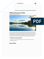 Sciencing Com Different Sources Water 7624072 HTML