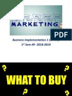 Marketing Presentation Ent09