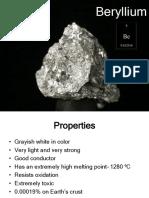 Beryllium.pptx