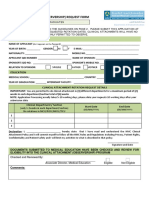CA Request Form Graduate