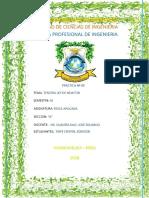 INFORME DE PRACTICA N° 06