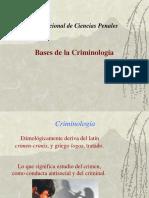 CRIMINOLOGIA PPT