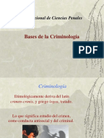 CRIMINOLOGIA PPT