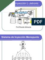 Sistema de inyección L-Jetronic
