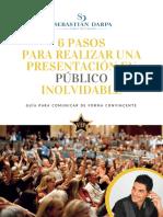 6 pasos para realizar una presentación inolvidable PDF.pdf