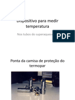 Caldeiras Medir Temperatura Do Superaquecedor