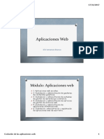 Aplicaciones Web (t1)