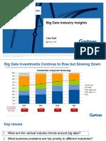 Gartner_Big Data Industry Insights
