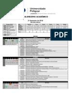 Calendário UnP 2018.2 Republicacao17outubro18