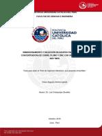 dimencionamiento y seleccionde equipos tesis.pdf