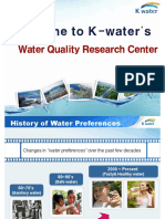 water quality korea