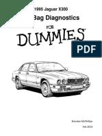 Jaguar X300 Air Bag Diagnostics for Dummies