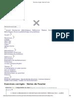 Exercices corrigés -Séries de Fourier.pdf