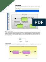 State Machine Diagram Sample